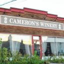vineyards logo camerons winery northfield massachusetts united states ulocal local products local purchase local produce locavore tourist