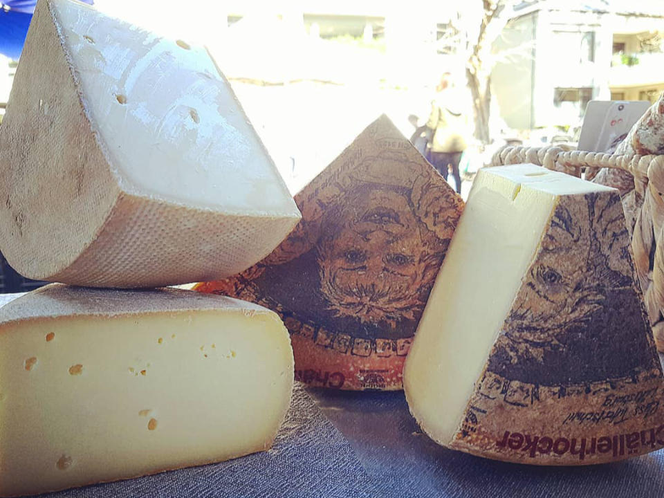 Fromagerie alimentation Cheese On Wheels - The Balgowlah Cheese Shop Balgowlah Australie ulocal produit local achat local
