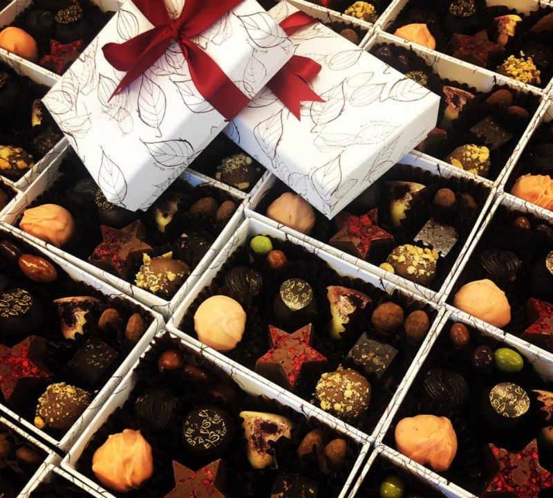 Chocolaterie alimentation Coco Chocolate Kirribilli NSW Australie Ulocal produit local achat local produit local