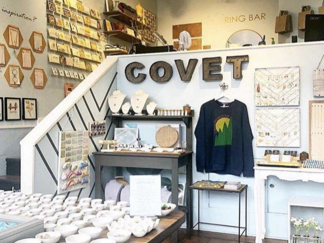 bijoux et accessoires boutique covet san francisco californie ulocal produit local achat local