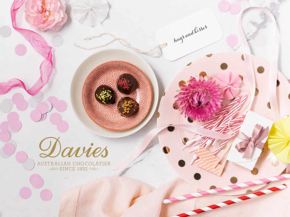 Chocolaterie alimentation Davies Chocolates Kingsgrove Sydney Australie Ulocal produit local achat local