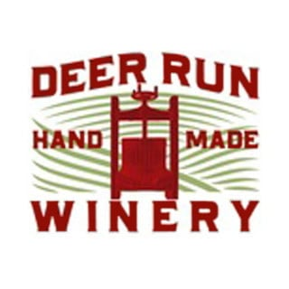 vignoble logo deer run winery geneseo new york états unis ulocal produits locaux achat local produits du terroir locavore touriste