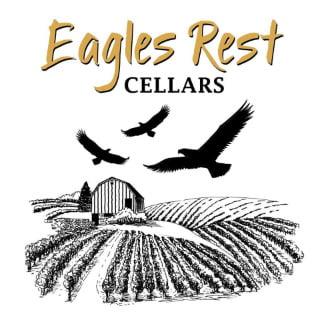 vineyards logo eagles rest cellars stroudsburg pennsylvania united states ulocal local products local purchase local produce locavore tourist