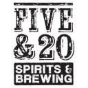 alcool logo five and 20 spirits and brewing westfield new york états unis ulocal produits locaux achat local produits du terroir locavore touriste