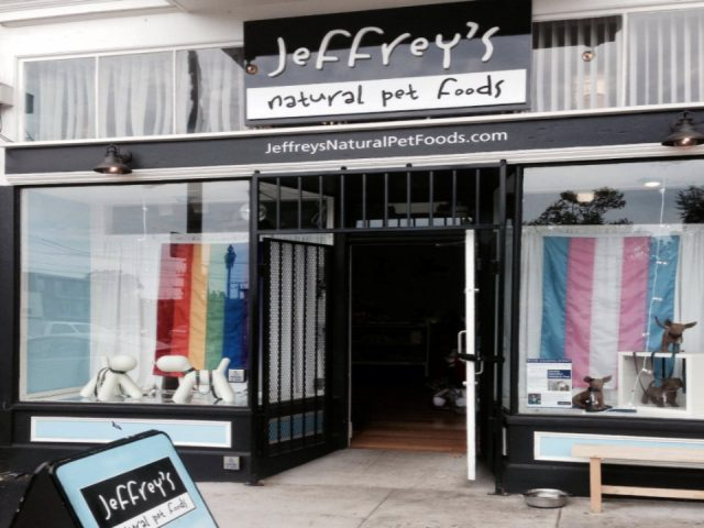 boutique jeffrey's natural pet foods san francisco californie ulocal produit local achat local