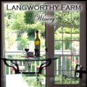 vineyards logo langworthy farm winery westerly rhode island united states ulocal local products local purchase local produce locavore tourist
