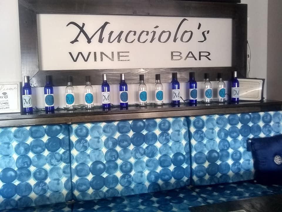 vignoble mucciolo family wines old forge pennsylvanie états unis ulocal produits locaux achat local produits du terroir locavore touriste