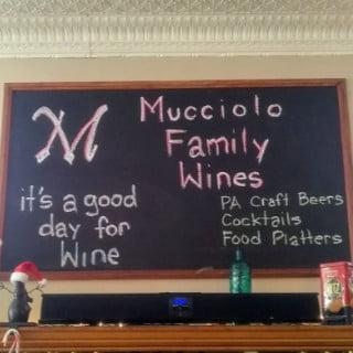 vignoble logo mucciolo family wines old forge pennsylvanie états unis ulocal produits locaux achat local produits du terroir locavore touriste