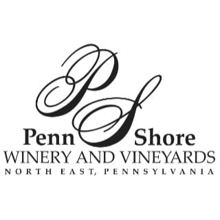 vineyards logo penn shore winery and vineyards north east pennsylvania united states ulocal local products local purchase local produce locavore tourist