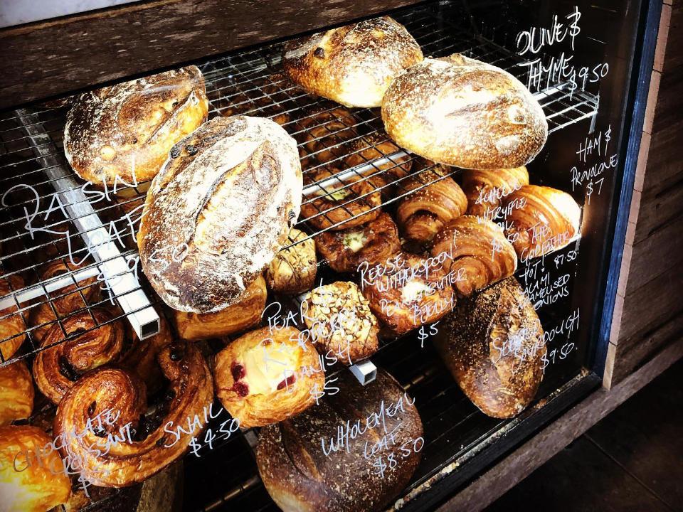 pâtisserie boulangerie alimentation Penny Four's Leichhardt Australie Ulocal produit local achat local