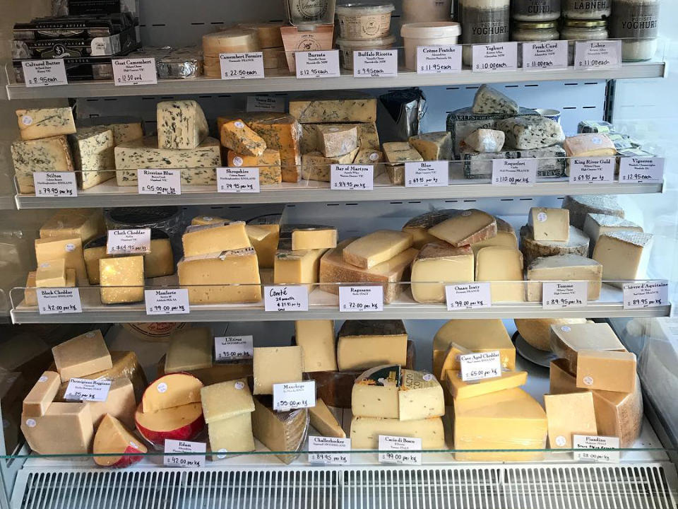 Cheese Shop Food Shop Penny's Potts Point Cheese Shop Australia Ulocal Local Product Local Purchase