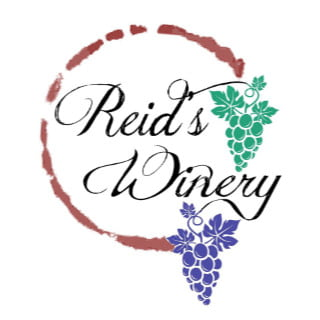 vineyards logo reids orchard and winery orrtanna pennsylvania united states ulocal local products local purchase local produce locavore tourist