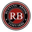 vignoble logo running brook vineyard and winery dartmouth massachusetts états unis ulocal produits locaux achat local produits du terroir locavore touriste
