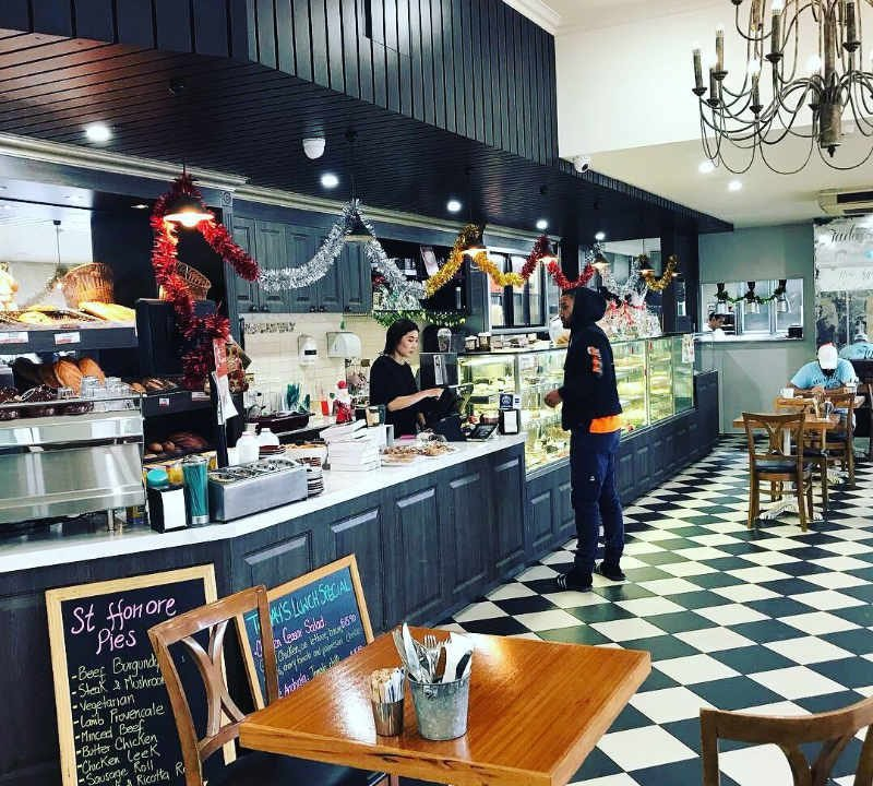 Pâtisserie alimentation St.Honore Bakery North Sydney Nouvelle-Galles du Sud Australie Ulocal produit local achat local