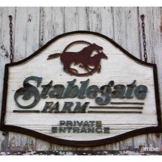 vignoble logo stable gate winery castleton-on-hudson new york états unis ulocal produits locaux achat local produits du terroir locavore touriste