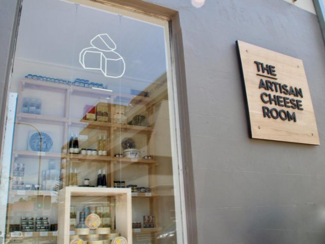 Fromagerie alimentation restaurant The Artisan Cheese Room Manly Australie Ulocal produit local achat local