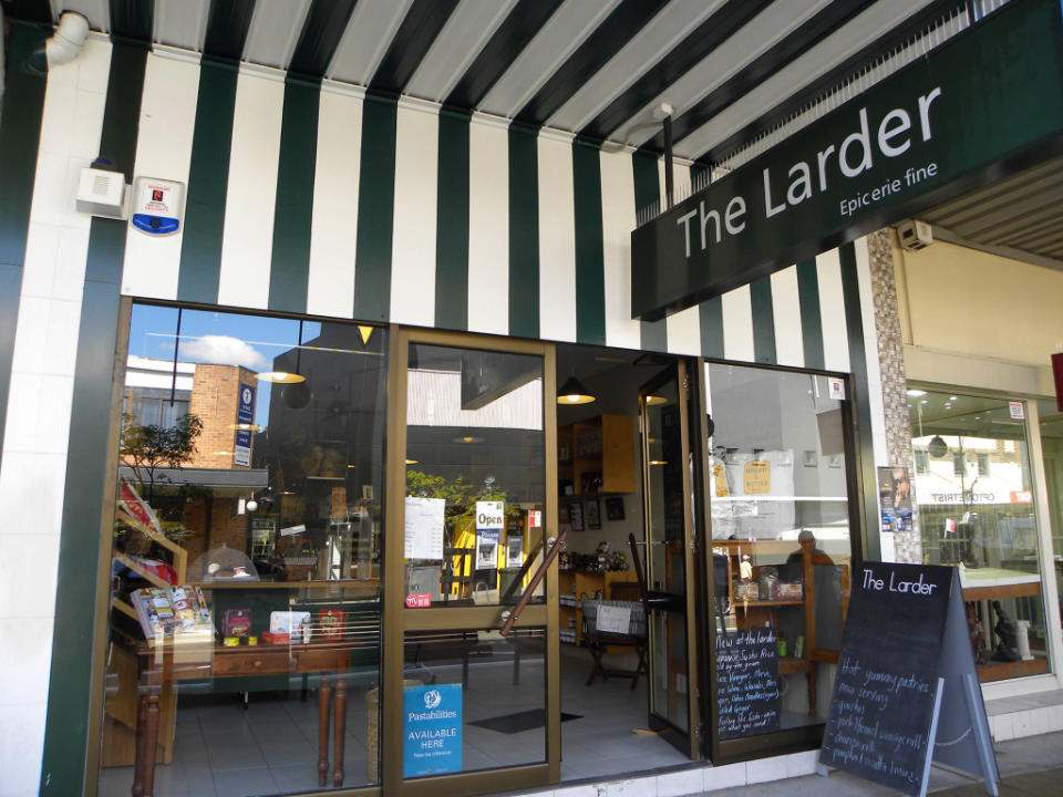 Fine Grocery Cheese Shop The Larder Fine Grocery Dulwich Hill Australia Ulocal Local Product Local Purchase