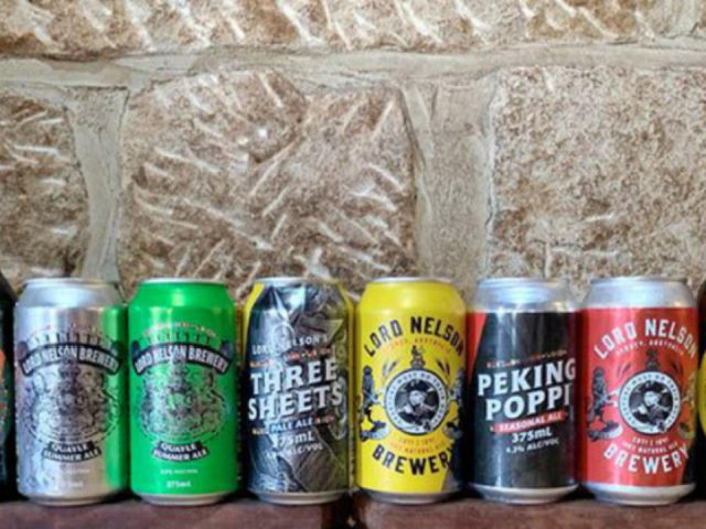 Microbrewery liquor restaurant Lord Nelson Brewery The Rocks Hotel Australia Ulocal local product local purchase