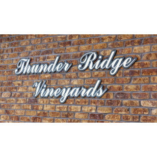 vineyards logo thunder ridge vineyards spring grove pennsylvania united states ulocal local products local purchase local produce locavore tourist