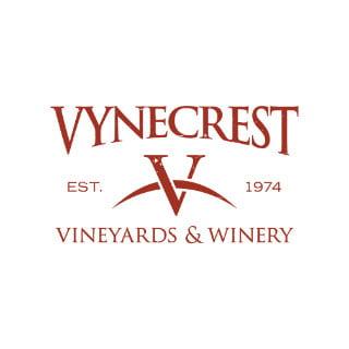 vignoble logo vynecrest winery breinigsville pennsylvanie états unis ulocal produits locaux achat local produits du terroir locavore touriste