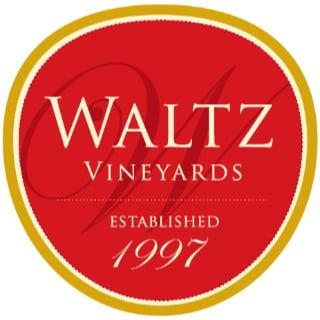 vignoble logo waltz vineyards estate winery manheim pennsylvanie états unis ulocal produits locaux achat local produits du terroir locavore touriste