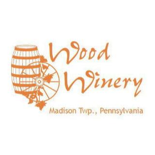vignoble logo wood winery madison township pennsylvanie états unis ulocal produits locaux achat local produits du terroir locavore touriste