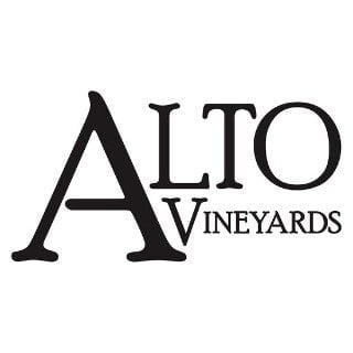 vineyards logo alto vineyards alto pass illinois united states ulocal local products local purchase local produce locavore tourist