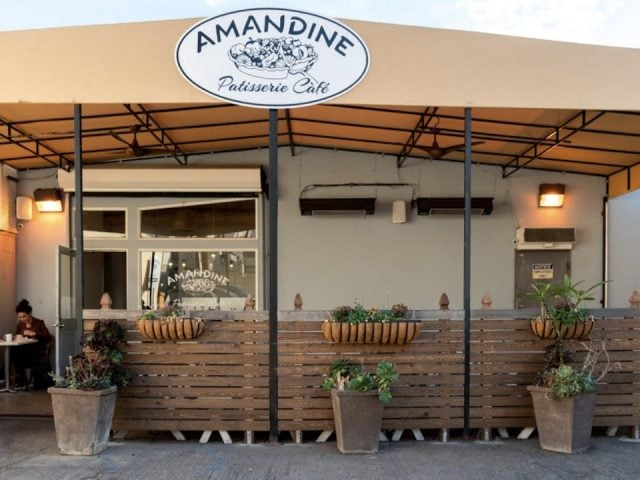 pastry shop cafe amandine brentwood los angeles california ulocal local product local purchase