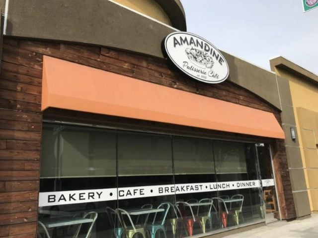 pastry shop cafe amandine gardena california ulocal local product local purchase