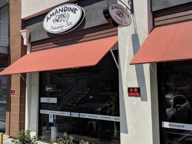 patisserie cafe amandine koreatown los angeles californie ulocal produit local achat local