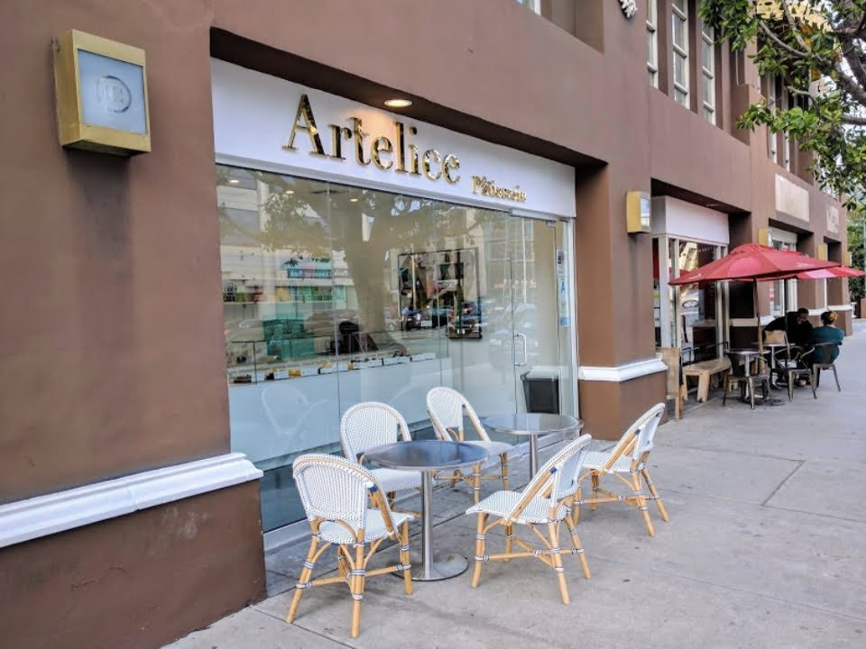 pastry shop artelice los angeles california ulocal local product local purchase