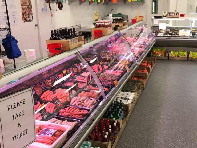 Boucherie boutique d'aliment Baa Moo Oink Butchers Kidman Park SA Australie Ulocal produit local achat local