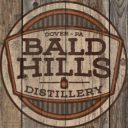 liquor logo bald hills distillery dover pennsylvania united states ulocal local products local purchase local produce locavore tourist