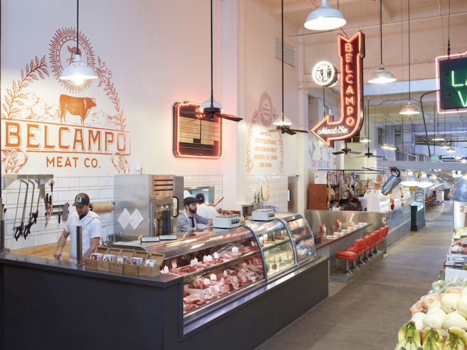 boucherie restaurant belcampo los angeles californie ulocal produit local achat local