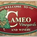 vineyards logo cameo vineyards greenup illinois united states ulocal local products local purchase local produce locavore tourist