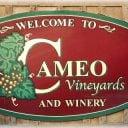 vignoble logo cameo vineyards greenup illinois états unis ulocal produits locaux achat local produits du terroir locavore touriste