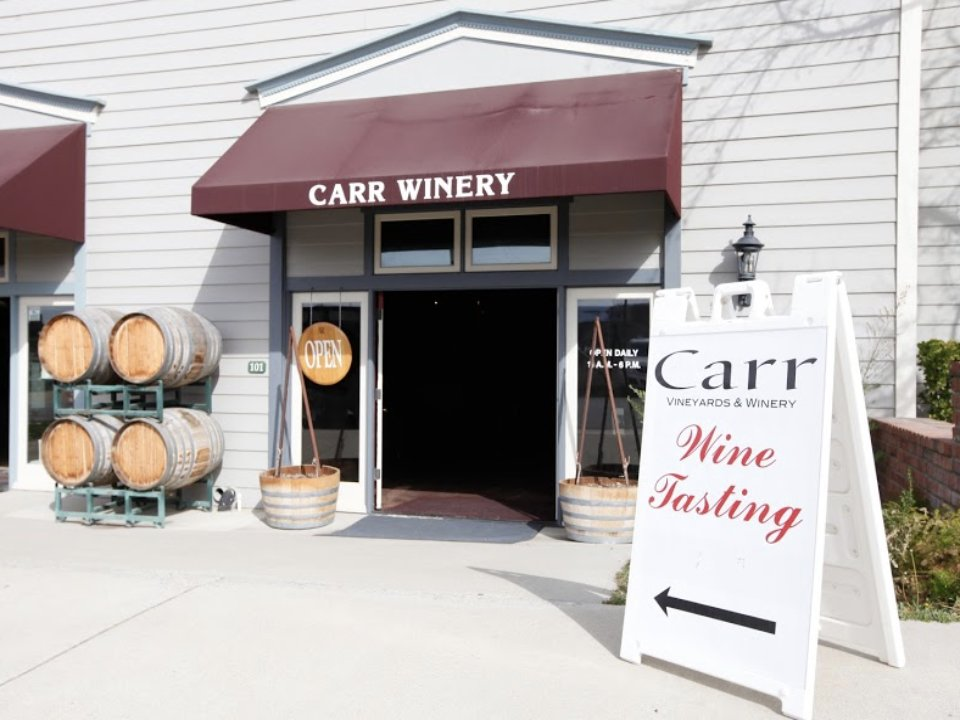 alcool vignoble carr vineyards and winery santa ynez californie ulocal produit local achat local