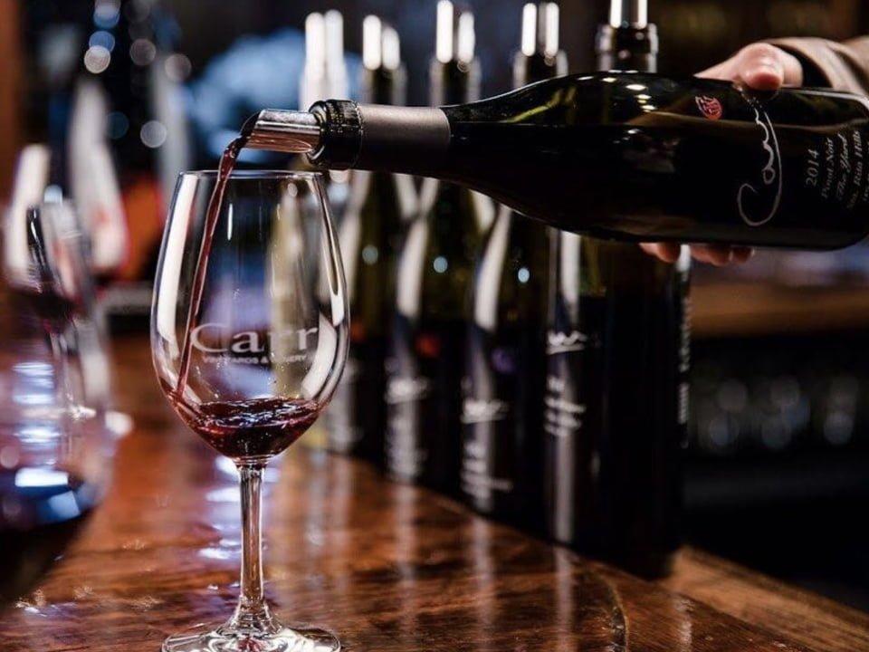 alcool vignoble carr vineyards and winery santa barbara californie ulocal produit local achat local