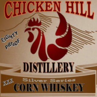 liquor logo chicken hill distillery kersey pennsylvania united states ulocal local products local purchase local produce locavore tourist
