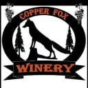 vineyards logo copper fox winery kersey pennsylvania united states ulocal local products local purchase local produce locavore tourist