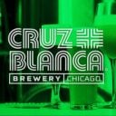 microbreweries logo cruz blanca brewery and taqueria chicago illinois united states ulocal local products local purchase local produce locavore tourist