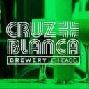 microbrasserie logo cruz blanca brewery and taqueria chicago illinois états unis ulocal produits locaux achat local produits du terroir locavore touriste