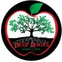 liquor logo deep roots hard cider sugar run pennsylvania united states ulocal local products local purchase local produce locavore tourist