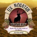 vineyards logo elk mountain winery weedville pennsylvania united states ulocal local products local purchase local produce locavore tourist
