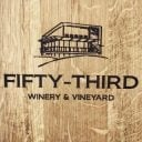 vignoble logo fifty-third winery and vineyard louisa virginie états unis ulocal produits locaux achat local produits du terroir locavore touriste