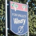 vineyards logo fox valley winery oswego illinois united states ulocal local products local purchase local produce locavore tourist