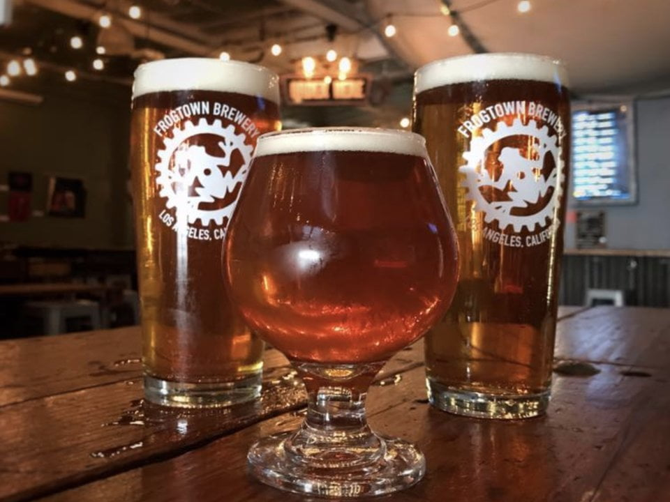 microbreweries alcool frogtown brewery los angeles california ulocal local product local purchase