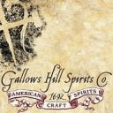 liquor logo gallows hill spirits co allentown pennsylvania united states ulocal local products local purchase local produce locavore tourist
