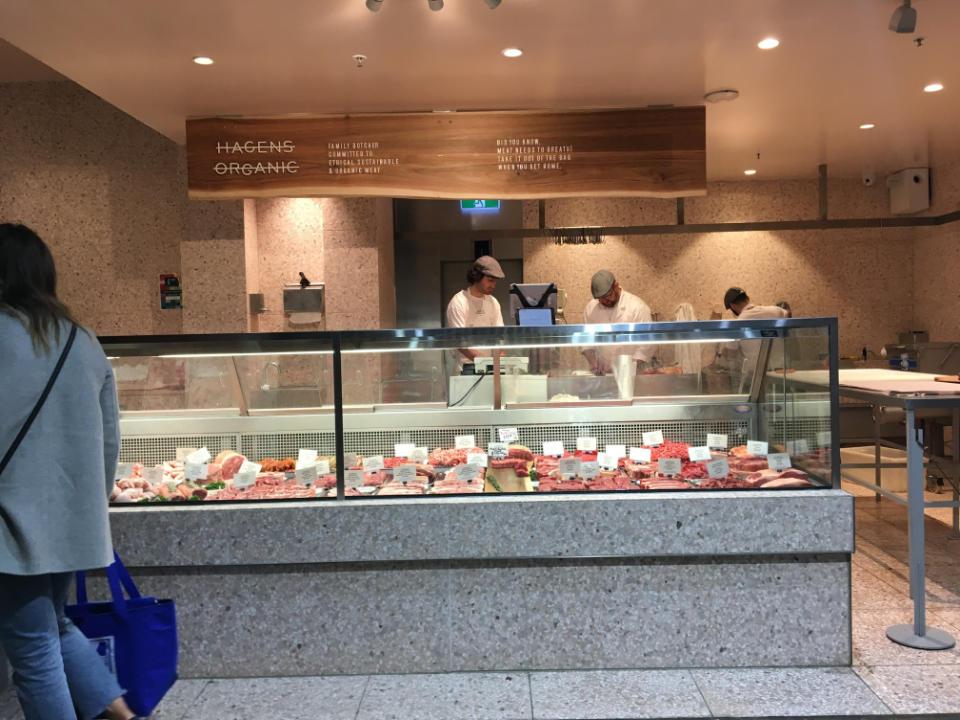 Boucherie biologique Hagen's Organic Butcher - Richmond VIC Australie ulocal produit local achat local