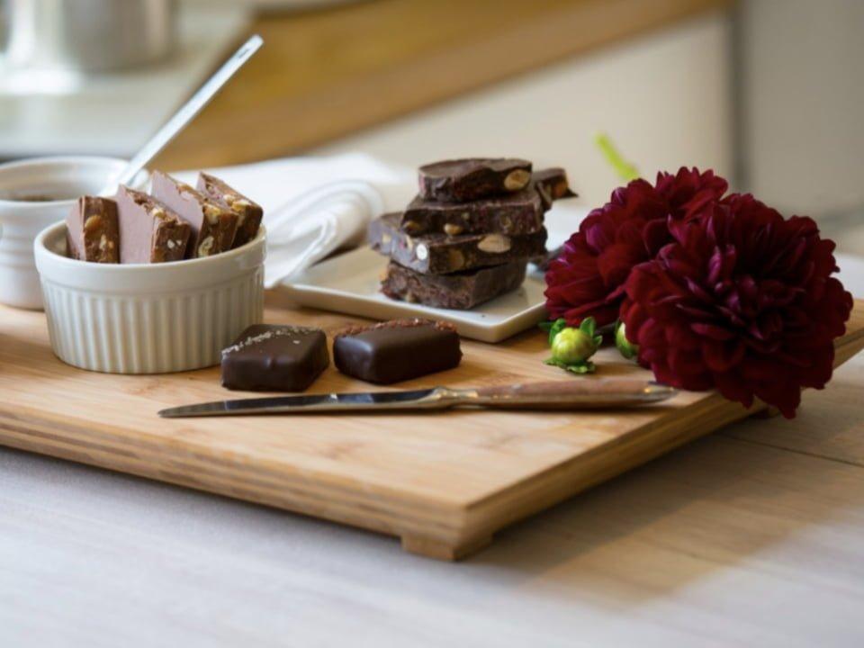 chocolaterie john kelly chocolates santa monica californie ulocal produit local achat local